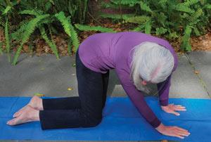 yoga side