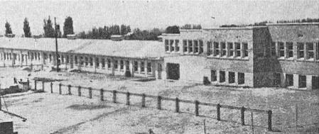 Old Baldwin Radio Factory
