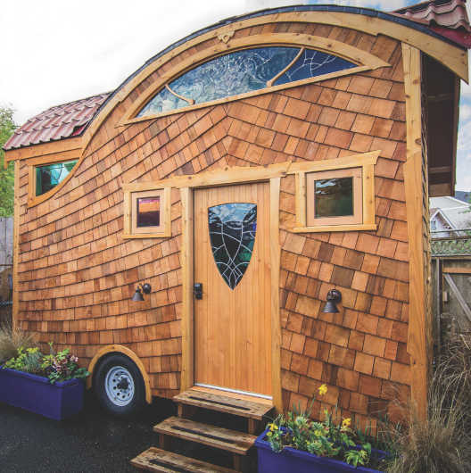 Change Agents Tiny House Local Authority Housing Solutions
