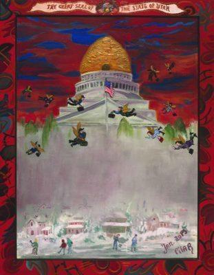 P Pobile State Capitol