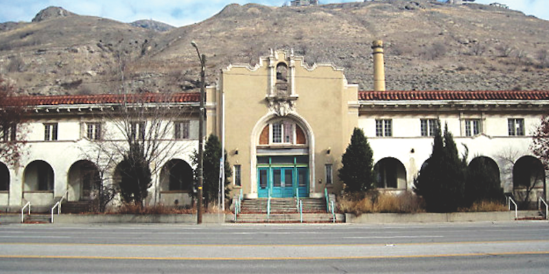 Past and Present Collide at Warm Springs   Catalyst Magazine