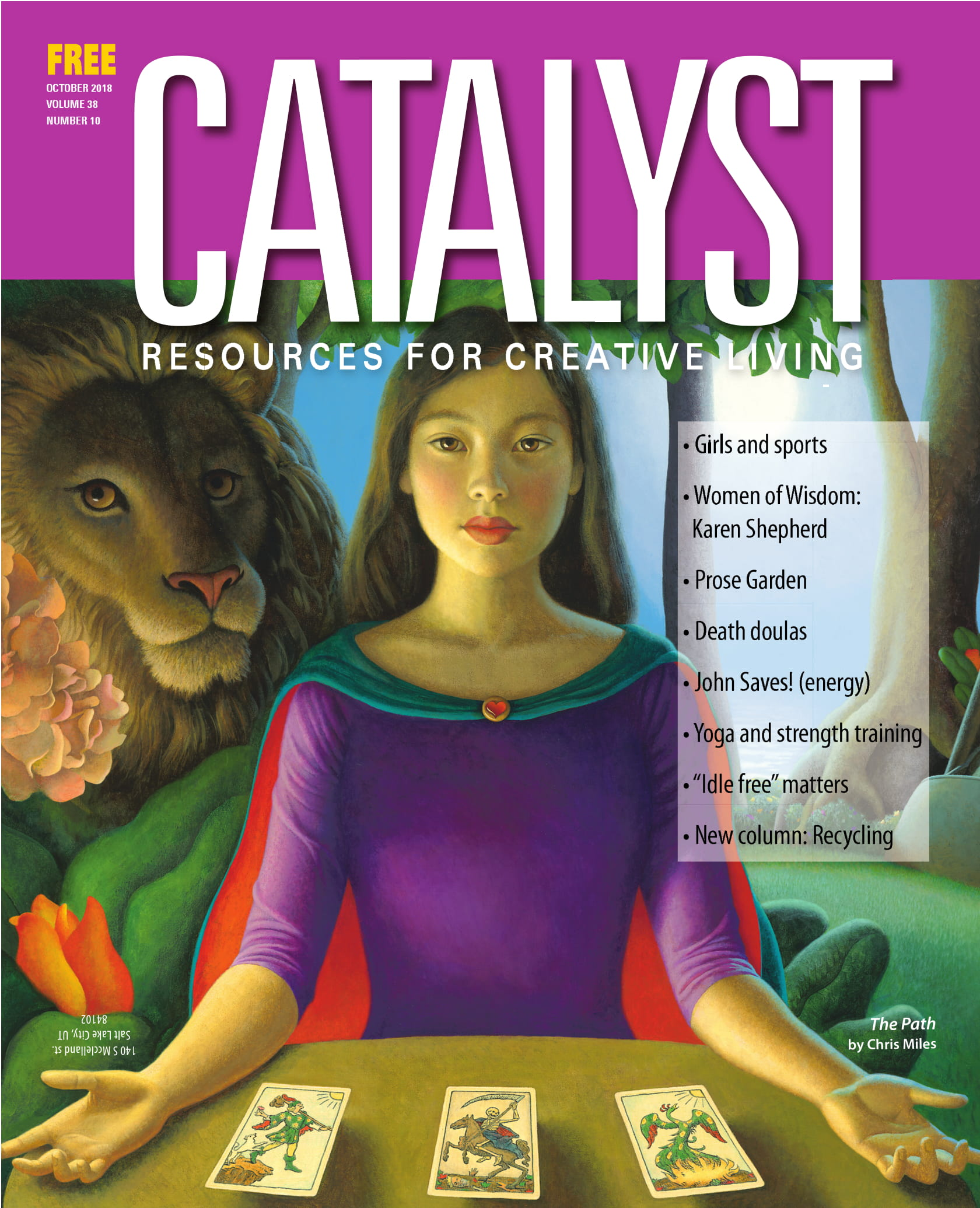 2e0f15d96c4 October 2018 | Catalyst Magazine