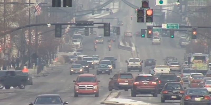 Traffic Related Air Pollution Linked To >> Childhood Asthma Related To Traffic Pollution Catalyst Magazine