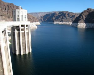 The multistate drought contingency plan would affect how much each state is allowed to draw form the Colorado River if levels at Lake Mead continue to falls as a decades-long drought in the region continues. (Photo by Sean Hobson/Creative Commons)