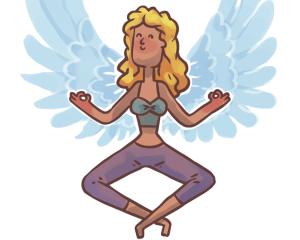 Yogangel