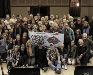 Moab Calendar