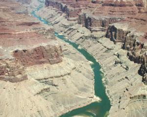 Little Colorado River Dam