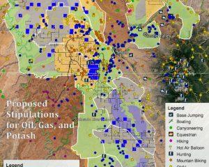 moab BLM Master leasing plan