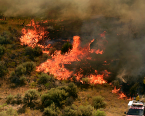 utah fires